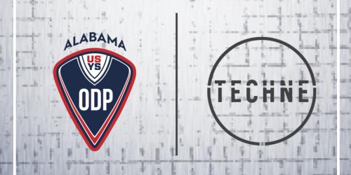 Alabama ODP - Techne Announcement Blue